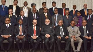 By Narendra Modi (At India-South Africa Business Summit) [CC BY-SA 2.0 (https://creativecommons.org/licenses/by-sa/2.0)], via Wikimedia Commons
