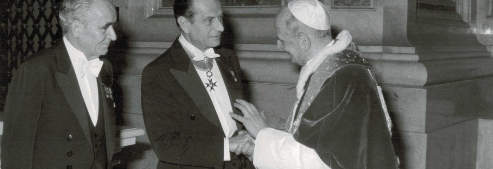 © Fotografia PontificiaGiordani-foto Attualita