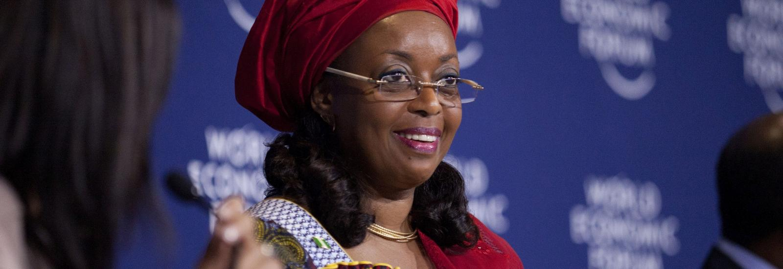©Flickr Diezani K. Alison-Madueke - World Economic Forum on Africa 2012
