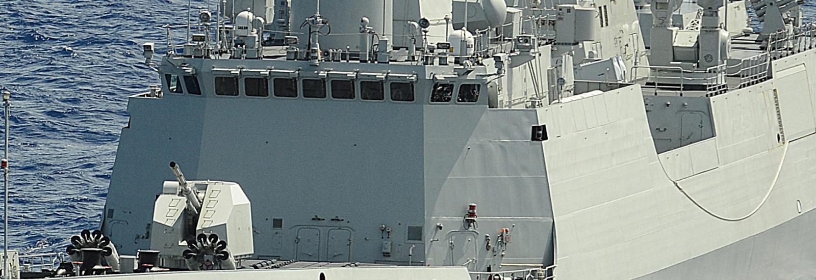 ©U.S. Navy photo by Mass Communication Specialist 1st Class Shannon Renfroe