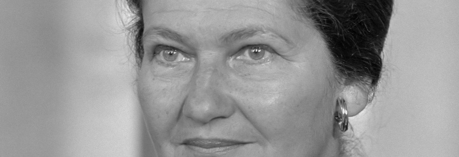 Simone Veil Par Rob C. Croes / Anefo — Nationaal Archief, CC BY-SA 3.0